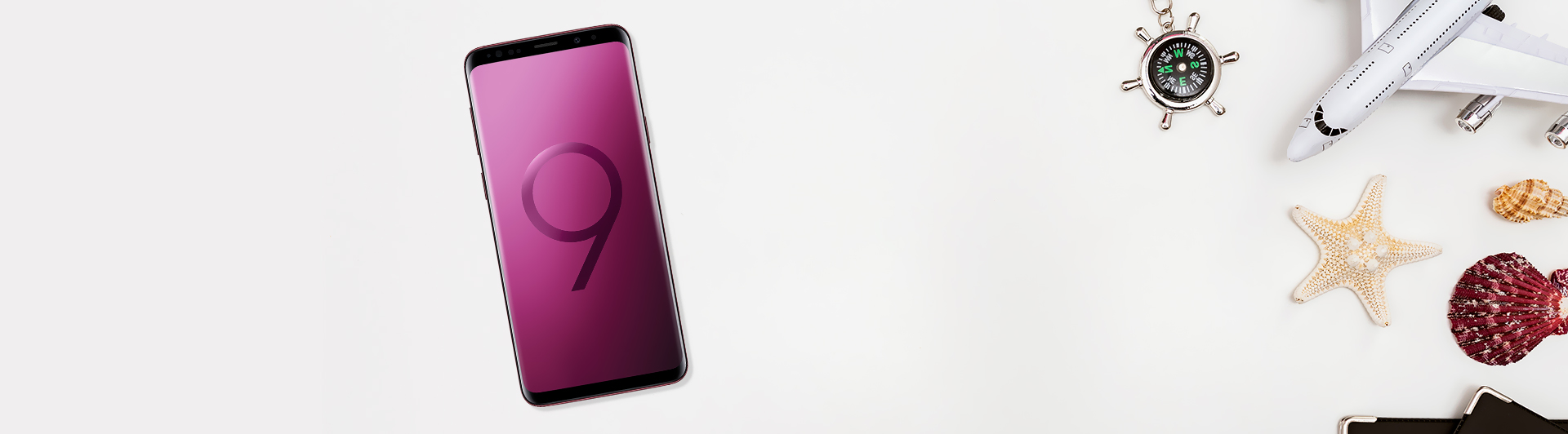 SAMSUNG GALAXY S9 PLUS 64GB VANG ĐỎ