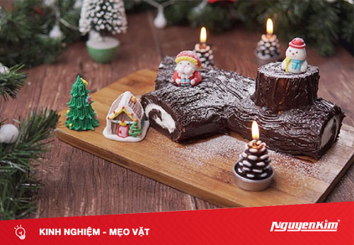 Những món ăn đặc trưng ngày Giáng Sinh