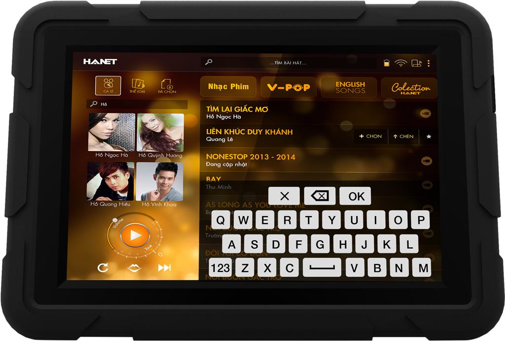 Máy tính bảng Hanet Smartlist giá tốt | Nguyễn Kim