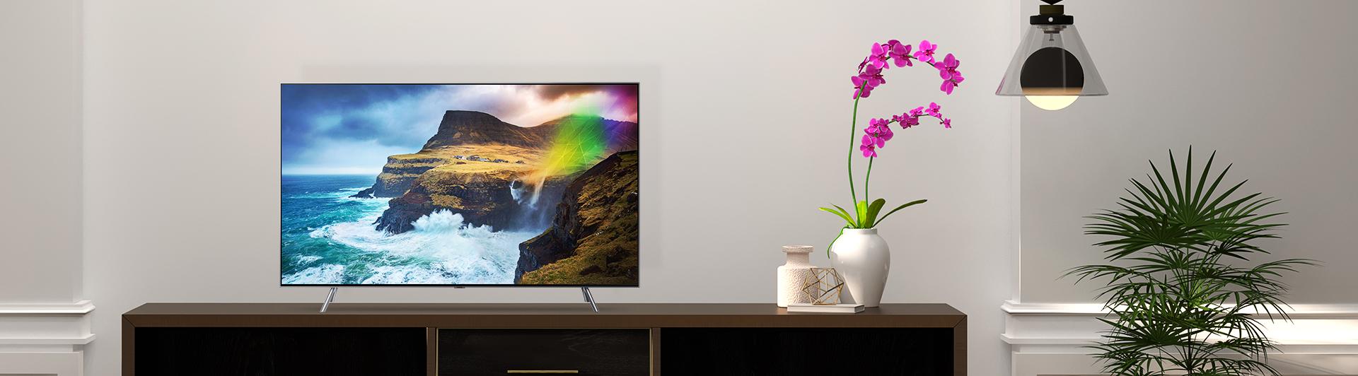 TV QLED SAMSUNG 65 INCH QA65Q75RAKXXV