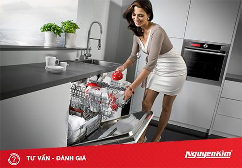 Bạn đã biết sử dụng máy rửa chén đúng cách hay chưa?