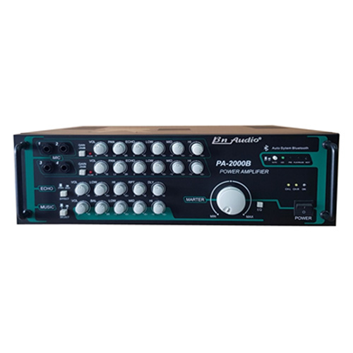 AMPLY BN AUDIO PA-2000B