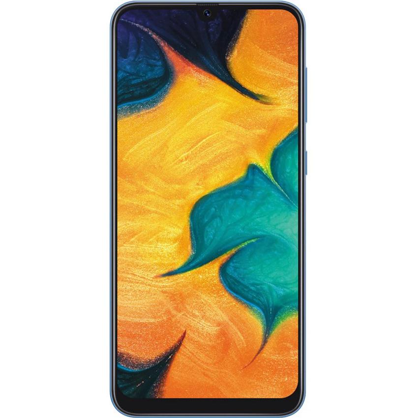 Điện thoại Samsung Galaxy A30 32GB xanh