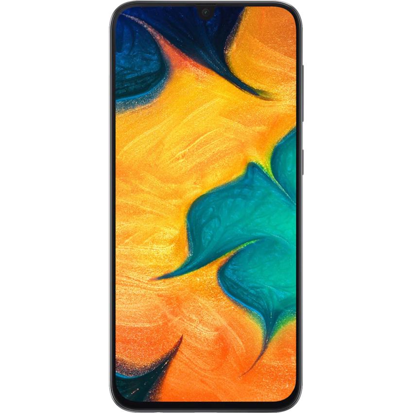 Điện thoại Samsung Galaxy A30 32GB đen