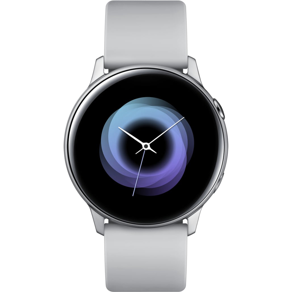 SAMSUNG GALAXY WATCH ACTIVE SM-R500 BẠC - 3637832 , 83433 , 61_83433 , 5490000 , SAMSUNG-GALAXY-WATCH-ACTIVE-SM-R500-BAC-61_83433 , nguyenkim.com , SAMSUNG GALAXY WATCH ACTIVE SM-R500 BẠC