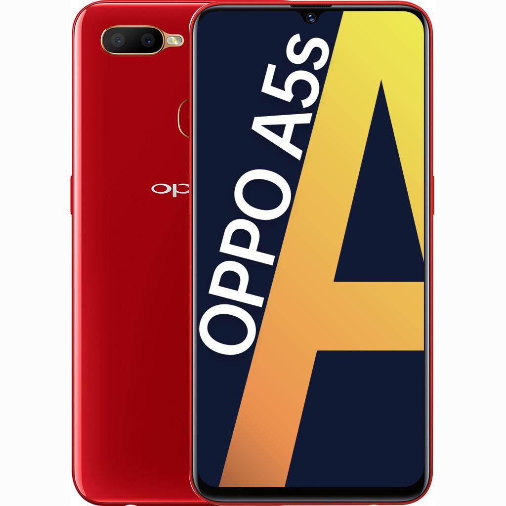 OPPO A5S ĐỎ