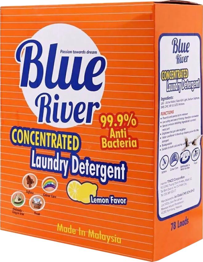 BỘT GIẶT BLUE RIVER 5.5KG – Hàng điện tử tiêu dùng