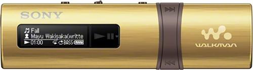 Máy nghe nhạc MP3 Sony NWZ B183F Đồng