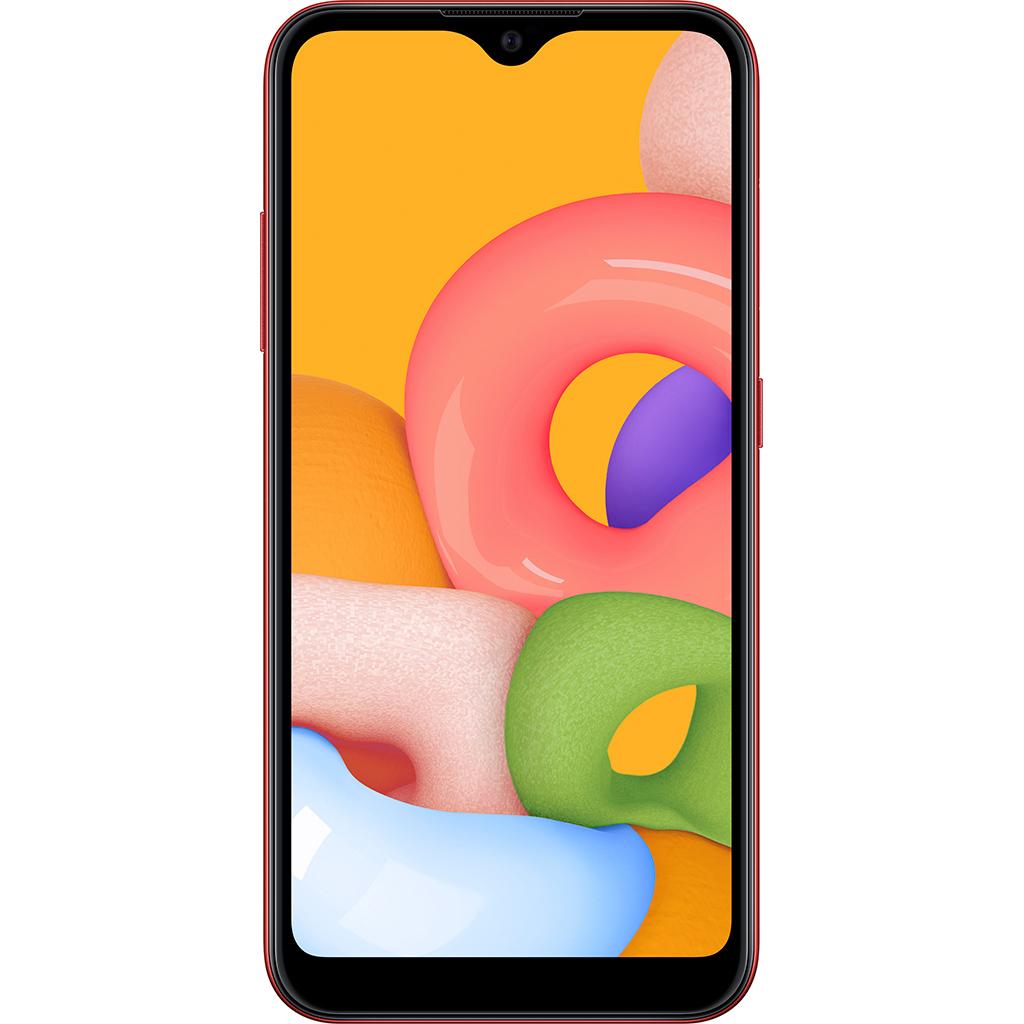 Samsung Galaxy A01 Đỏ