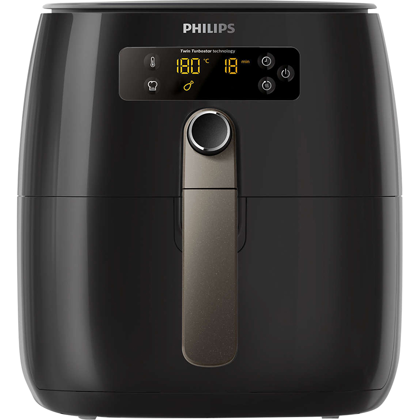Nồi chiên không dầu Philips 2.4 lít HD9745 – Hàng điện tử tiêu dùng