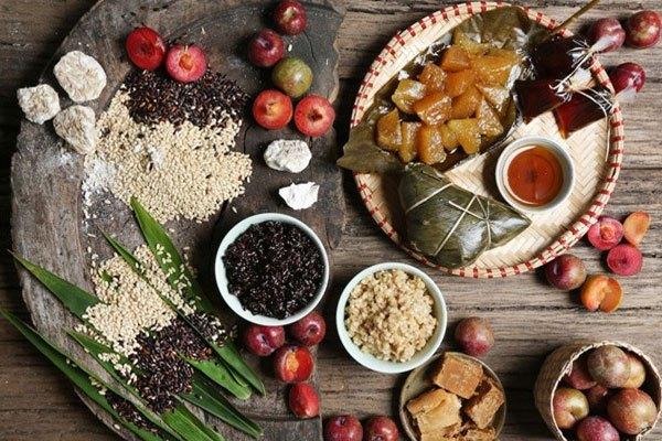 Cách làm bánh tro (gio) cho ngày Tết Đoan Ngọ