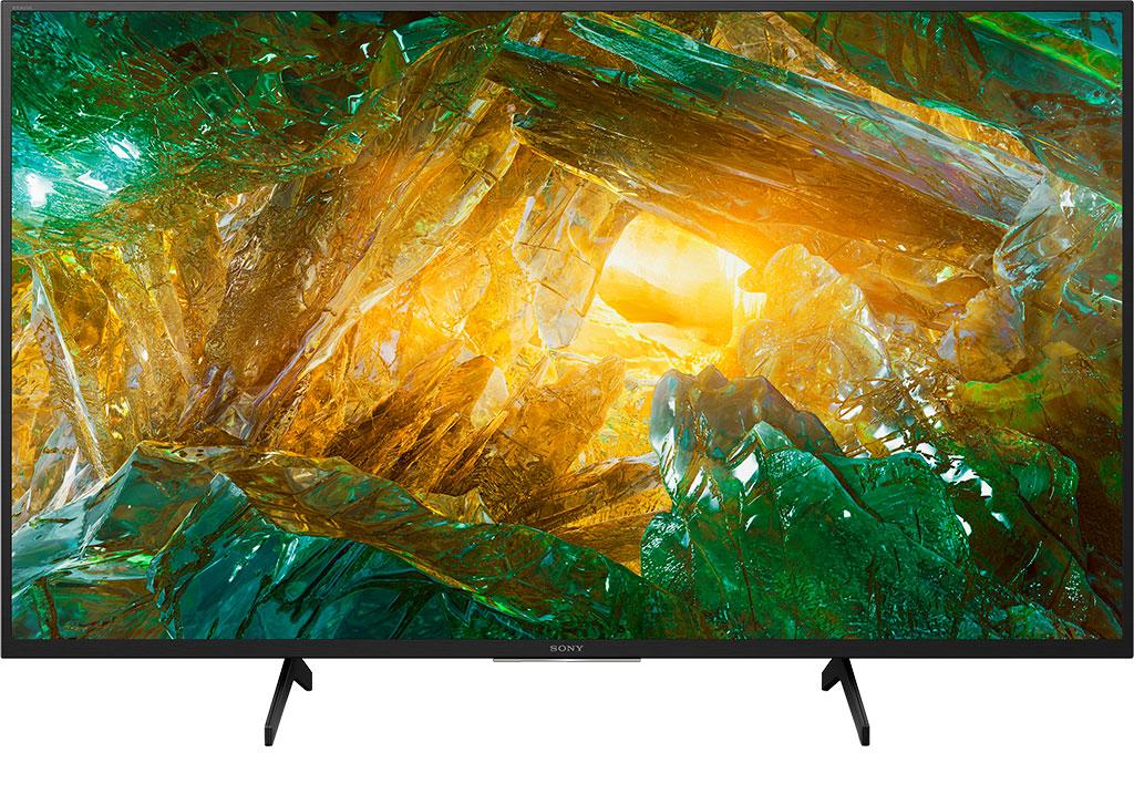 Android Tivi Sony 4K 43 inch KD-43X8050H VN3 – Hàng điện tử tiêu dùng