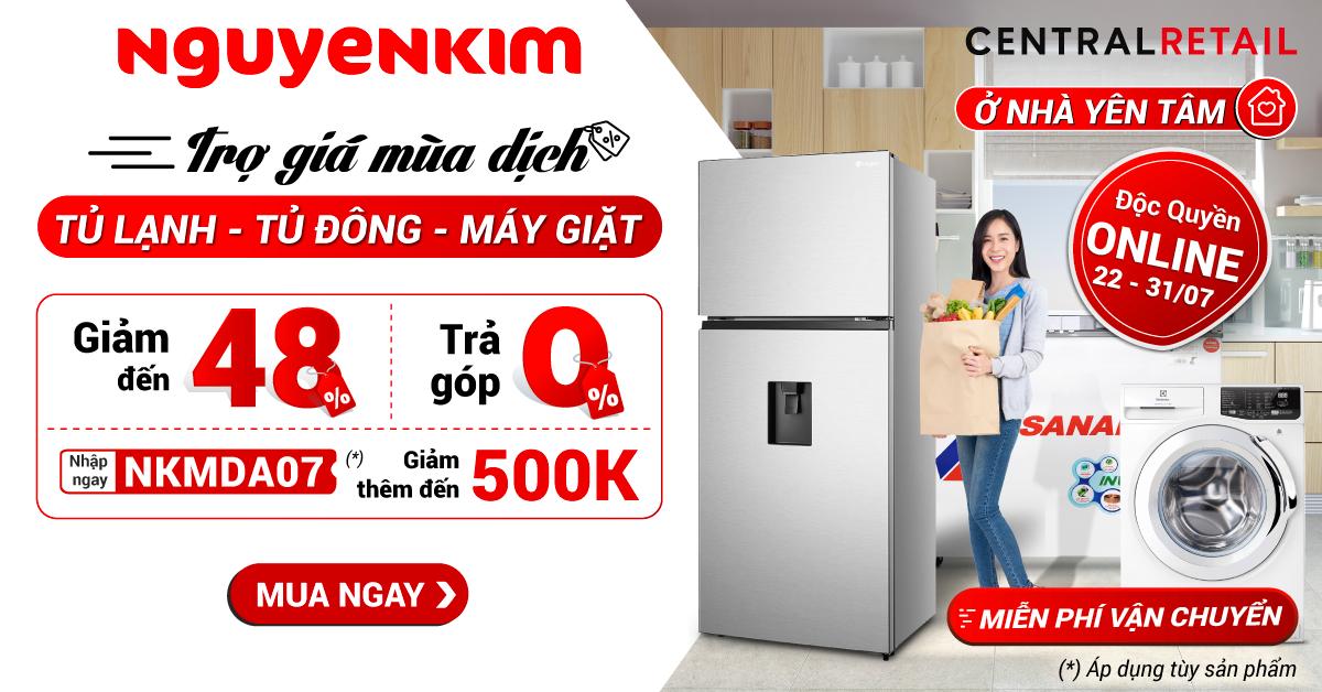Điện Lạnh Nguyễn Kim, Săn Sale Đồ Điện Lạnh | Nguyễn Kim [MUA NGAY]