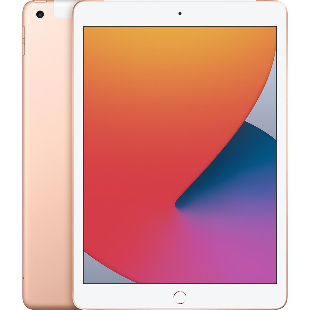 Máy tính bảng iPad 10.2 inch Wifi Cellular 32GB MYMK2ZA/A Vàng 2020