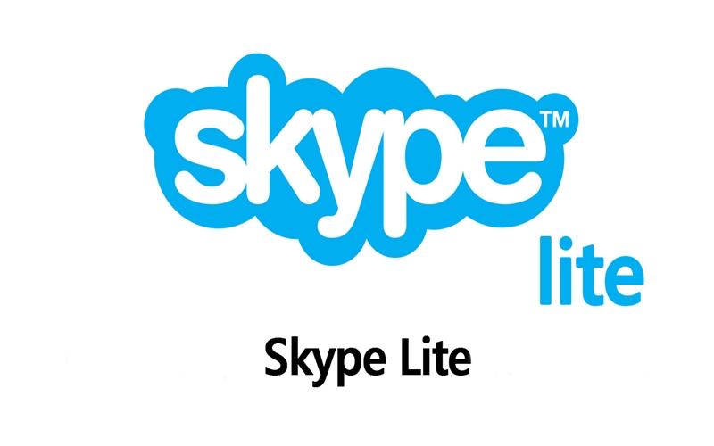 Với Skype Lite bạn có thể chạy mượt mà dù chỉ là mạng 2G