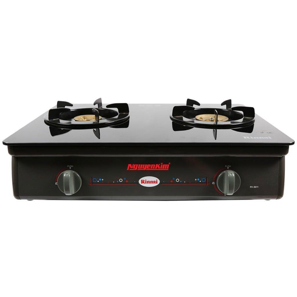 BẾP GAS RINNAI RV-8611(GL-B) - 10328782 , 20689 , 61_20689 , 1530000 , BEP-GAS-RINNAI-RV-8611GL-B-61_20689 , nguyenkim.com , BẾP GAS RINNAI RV-8611(GL-B)