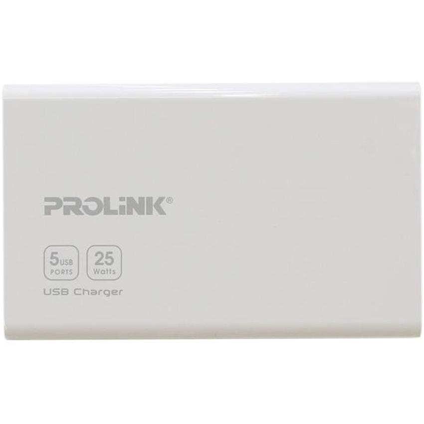 SẠC PROLINK PCU5051 MÀU TRẮNG