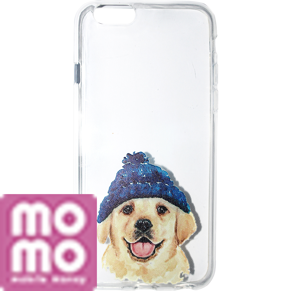 ỐP LƯNG REDTREE DOG TPU IPHONE 6