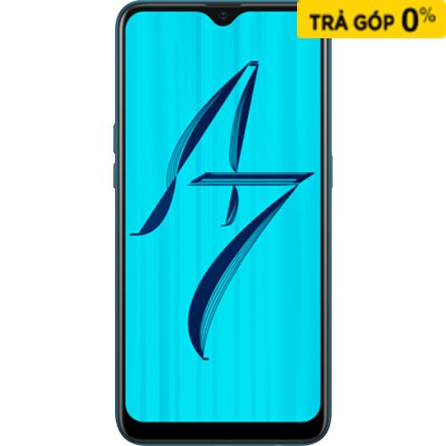 OPPO A7 64GB XANH LƯU LY