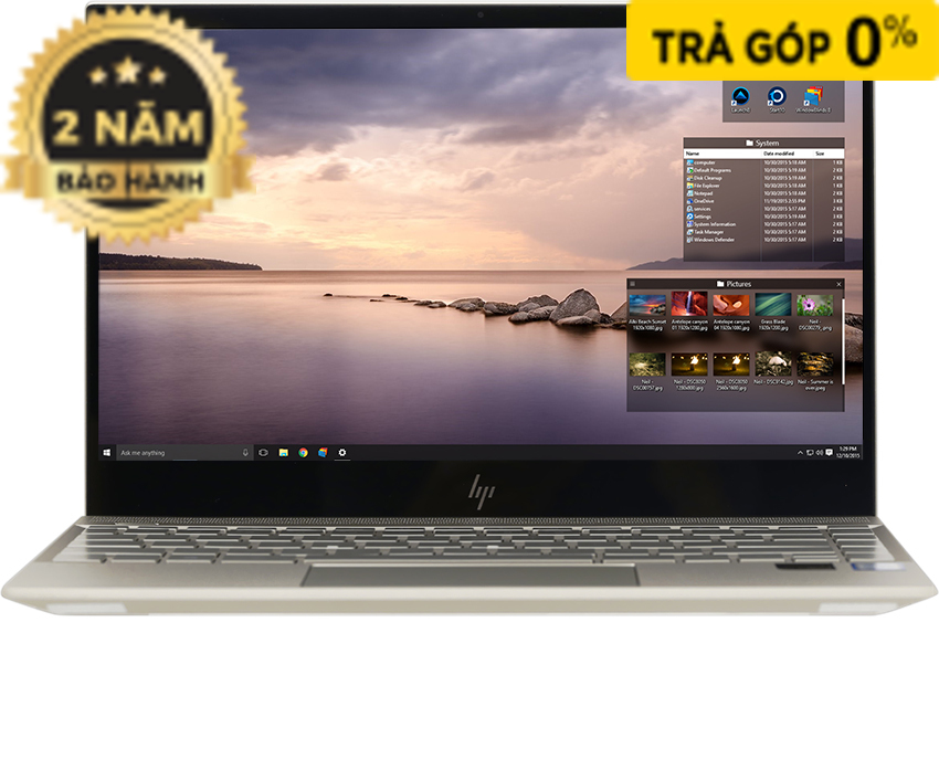 LAPTOP HP ENVY 13-AH1012TU (5HZ19PA)