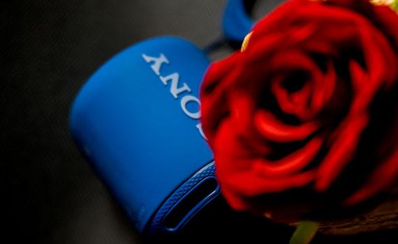 Loa không dây Sony SRS-XB10/LC E chống tia nước