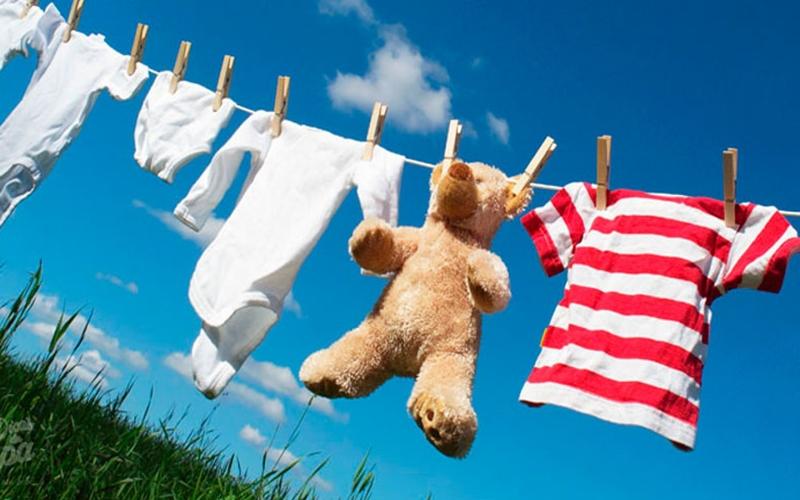 Quần áo của cả gia đình bạn sẽ được chăm sóc kĩ hơn với từng mức nhiệt độ