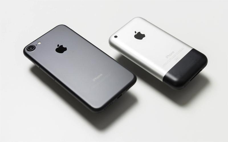 Một sự thay đổi hàng năm của Apple trên dòng iPhone