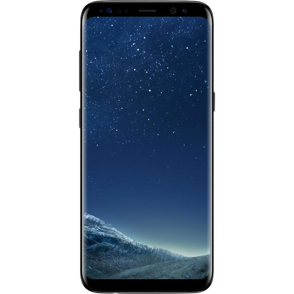 Điện thoại Samsung Galaxy S8+ đen chính hãng giá tốt tại Nguyễn Kim