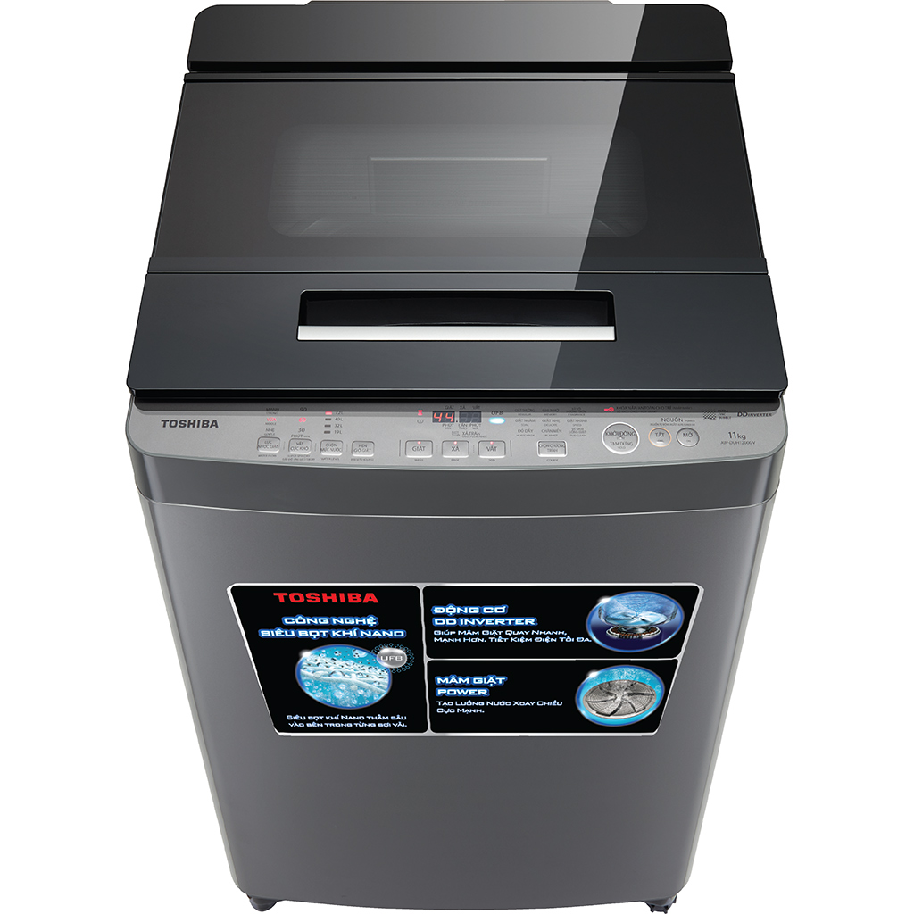 Máy giặt Toshiba Inverter 11 kg AW-DUH1200