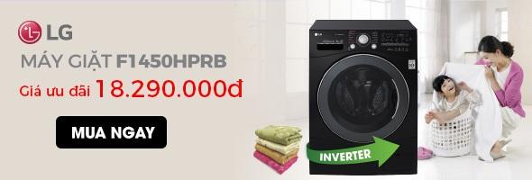 Máy giặt LG F1450HPRB giá ưu đãi