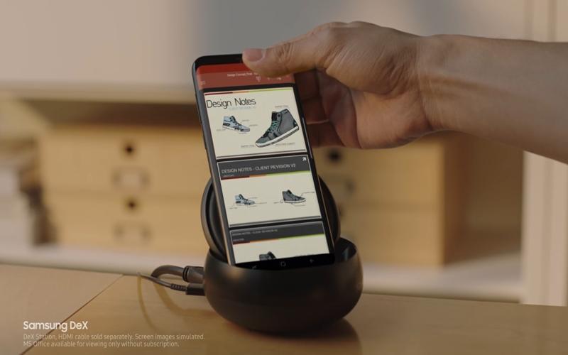 Samsung DeX giúp người dùng khai phóng trải nghiệm