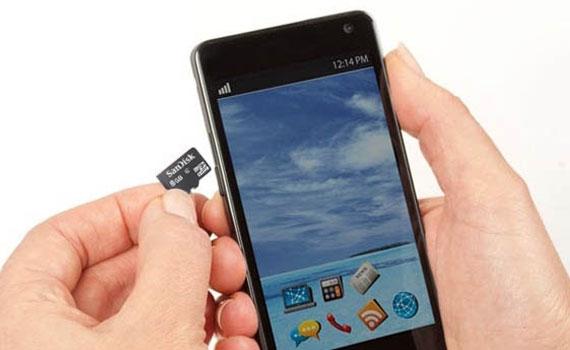 Thẻ nhớ Sandisk MicroSDHC4 8GB tính tương thích cao