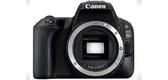 Máy ảnh Canon EOS 200D lộ diện với nhiều cải tiến