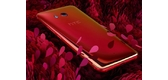 Điện thoại HTC U11 Solar Red với màu đỏ thời thường nhanh chóng thu hút sự chú ý người hâm mộ