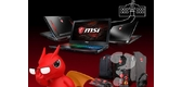 Nhiều phần quà hấp dẫn tặng bạn khi mua MSI Gaming laptop