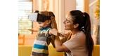 Ứng dụng cho trẻ dùng kính thực tế ảo