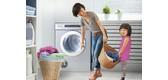 Dùng máy sấy quần áo đúng cách