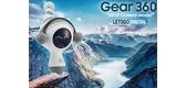 Samsung Gear 360 VR 2018 đẹp lung linh