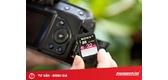 Lý do nên định dạng thẻ nhớ máy ảnh