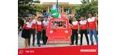 Hành trình tri ân - Tiếp sức tương lai, hoạt động nhân văn vì cộng đồng của Nguyễn Kim
