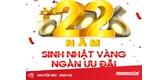 Nguyễn Kim tổ chức minigame mừng sinh nhật 22 tuổi