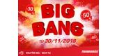 Big Bang 2018 chính thức khởi động