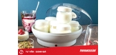 Có nên mua máy làm sữa chua để dùng trong gia đình hay không?