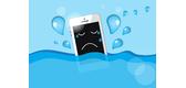 Mách nhỏ cách xử lý điện thoại khi rơi vào nước