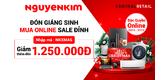 Giáng Sinh Của Chúng Ta Có Nguyễn Kim Sale Đỉnh