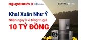 """Cùng Electrolux Đón Chào """"Tết Trao Lì Xì - Khai Xuân Như ý"""""""
