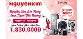 Tri Ân Phái Đẹp Với Top Voucher Cực Xịn Từ Nguyễn Kim