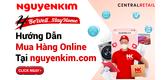 Hướng Dẫn Mua Hàng Online Tại Nguyenkim.com
