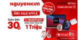 Ban Đã Kịp Săn Sale Apple Tại Nguyenkim.com?