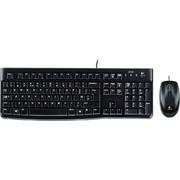 Bộ bàn phím chuột vi tính Logitech MK120